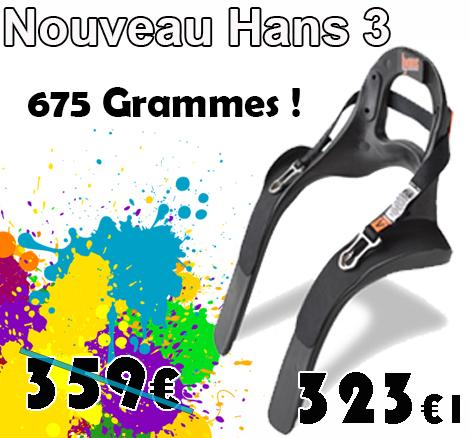 HANS 675gr 323€