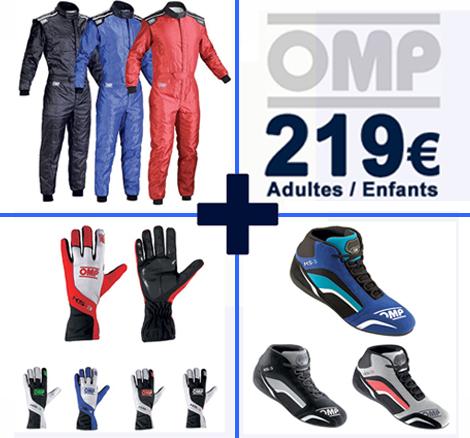 pack karting 219€