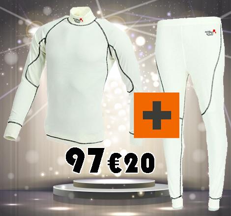 pack sous vetements 97€