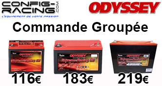 Commande Groupé Odyssey : -20%