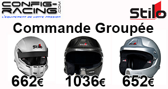 Commande Groupé Stilo : -20%