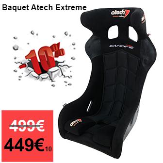 -10% Baquet atech