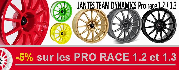 PROMO jantes Team Dynamics