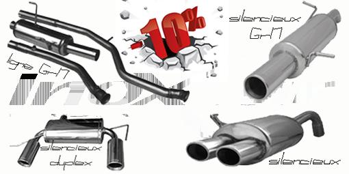 10% de remise sur INOXCAR